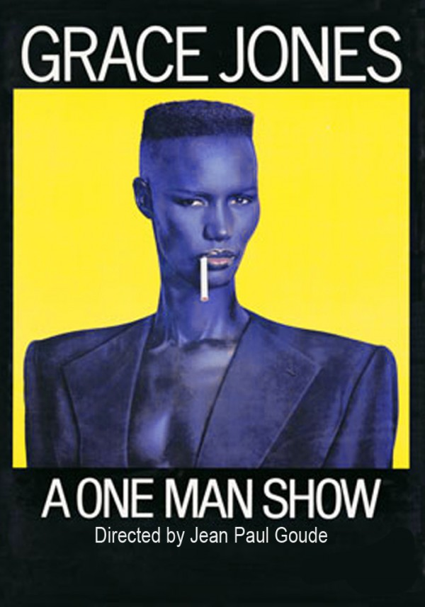 Grace Jones | design and photo...Jean-Paul Goude